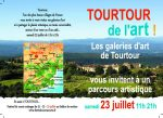 72 tourtour de l'art flyer recto